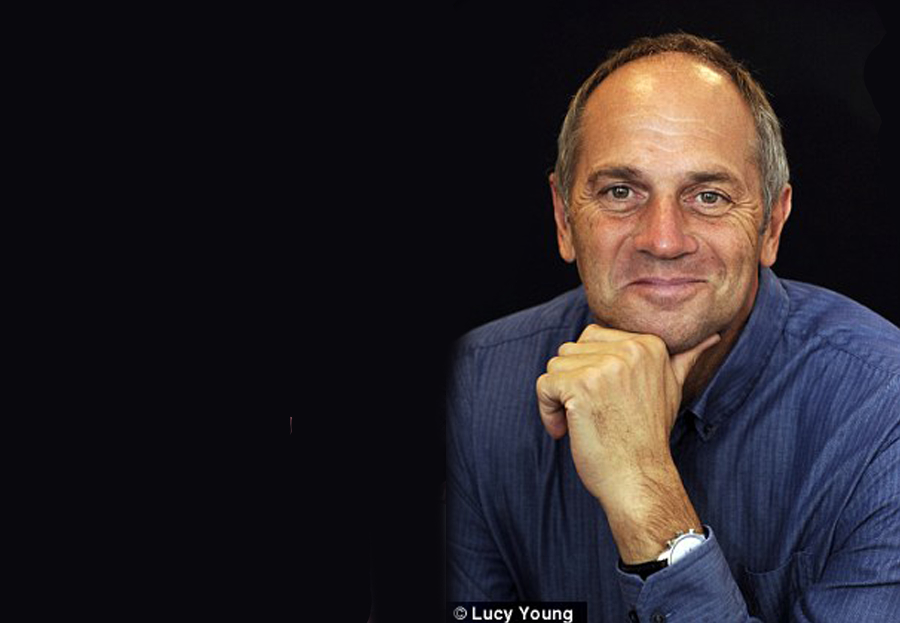 Contact, Sir Steve Redgrave